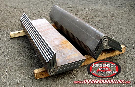 Jorgenson Rolling We Specialize In Press Brake Bending